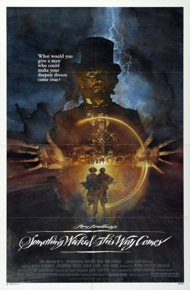 Something Wicked This Way Comes - Poster